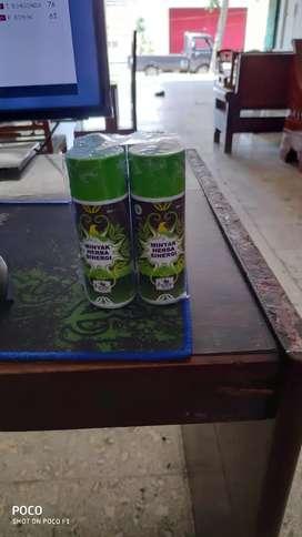 Minyak herbal kemasan 100 ml