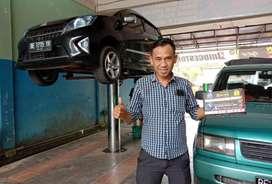 Bantalan Per BALANCE Jadikan Mobil Tetap STABIL saat Bawa Muatan Penuh