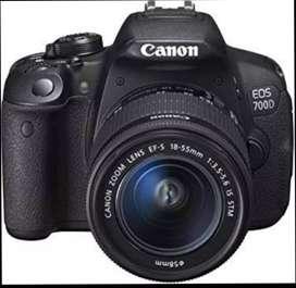 Kamera camon 700D