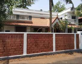 A MAGNIFICIENT 4BED ROOM 2000SQ FT 8CENTS HOUSE IN KOLAZHY,TSR