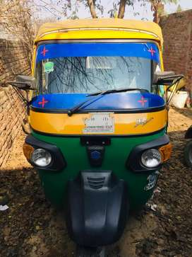 Piaggo Auto CNG August 2020   New