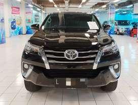 Toyota Fortuner VRZ 2.4 matic 2018 plat L