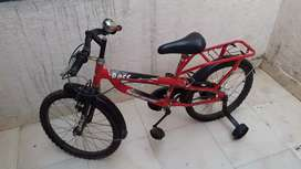 Hero baby boy bycicle