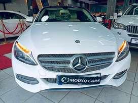Mercedes-Benz New C-Class C 200 AVANTGARDE, 2015, Petrol