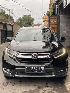 HONDA CRV Prestige turbo 2017 km 22 ribu Bandung
