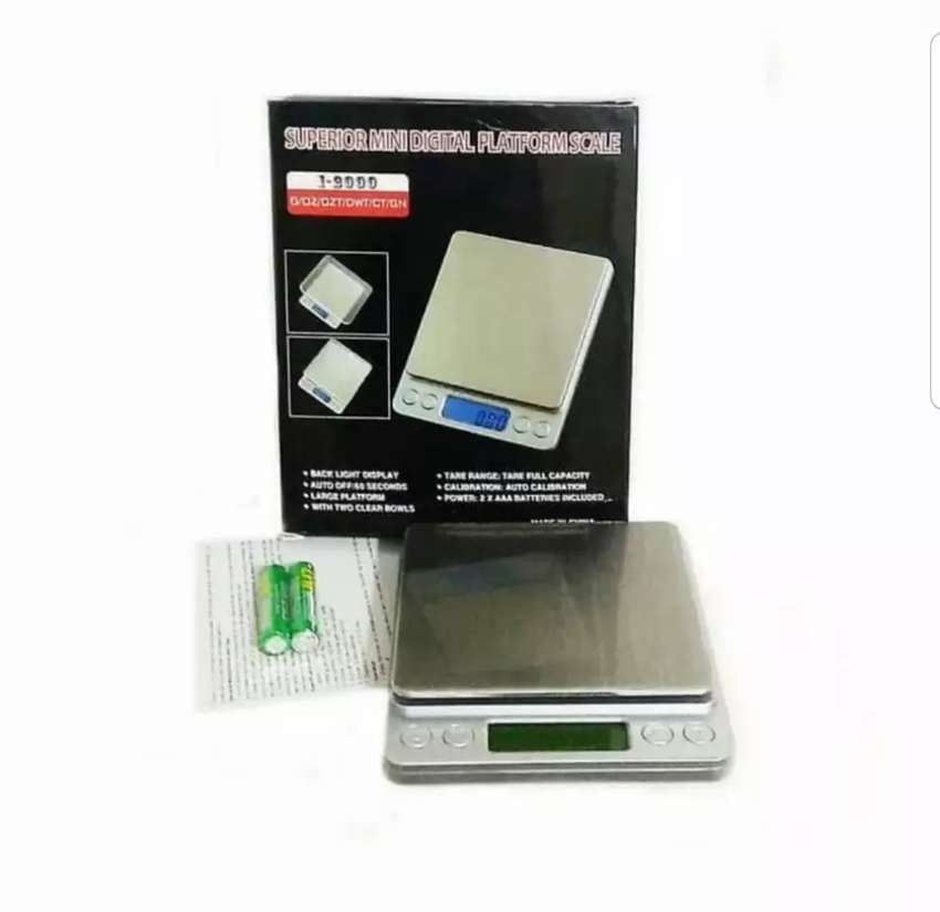 Timbangan superior mini digital platform scale 0