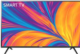 "Special offer on Cornea 43"" Smart Full HD LED TV with warranty of  1 y"