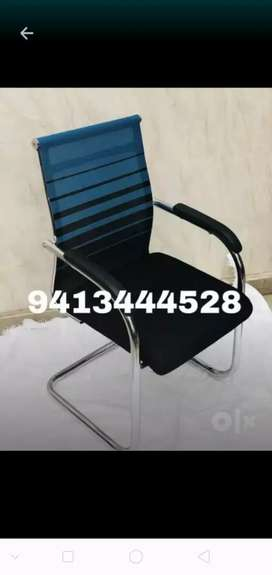 New mash back visitor office chair/ library chair