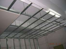 Required Skilled Ceiling Wokers