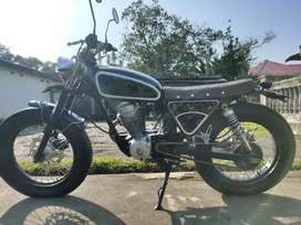 MOTOR JAPSTYLE GL PRO 145 SPORT NAIK 160cc siap pakai