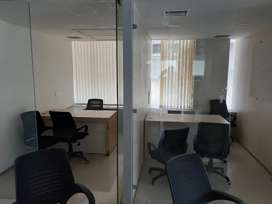 Office space fully furnished