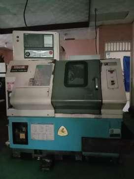 Mesin CNC BUBUT MAZAK 6G