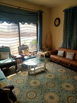 10 Marla house with gas available in Banigala