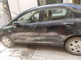 Honda City ZX 2006 CNG & Hybrids Good Condition n Black Colour