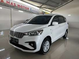 [Lulus Inspeksi] All New Ertiga GL MATIC 2020(pmk) Putih Asli Bali Km