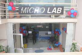 clinic and lab for sale