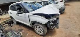 •• Damage non used accident car buyer