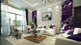 2 Bedrooms Apartment on Installments, ASF Arabian Vista Karachi