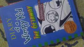 Diary of a wimpy kid,The lung hall and the getaway