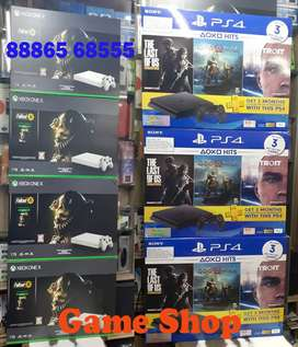 Gaming Players Sony PS2 PS3 PS4 and Xboxes Best price at GameShop