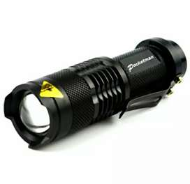 Senter LED 2000 lumens anti air
