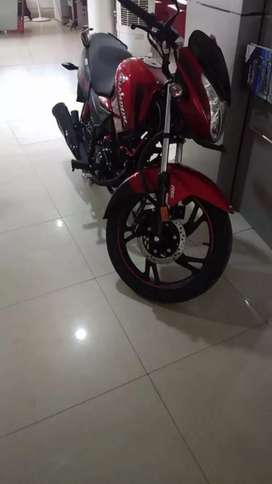 New Glamour FI Disc showroom condition good
