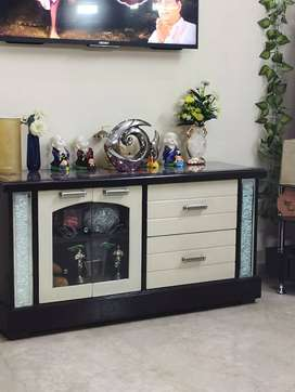 Beautiful and Sturdy TV Unit Cabinet