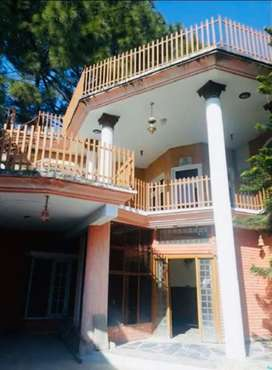 Beautiful House for sale in Habib ullah Abbottabad