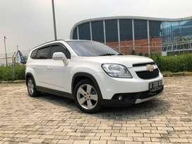 Chevrolet Orlando LT 2016 (tipe tertinggi)
