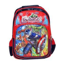 Kids school bag , printed bag
