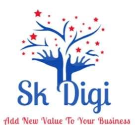 SK DIGI Digital Marketing Services