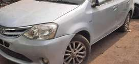 Toyota Etios 2010-2012 VXD, 2012, Petrol