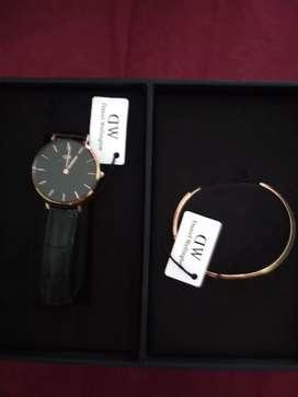 Jam DW Original plus bracelet