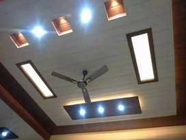 PVC panals and wallpapers