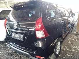 Xenia R sporty 2013 airbags hitam mulus