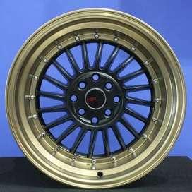 Pelek - SC-01 1120 HSR Ring.16 Lebar.8-9 bkbrz