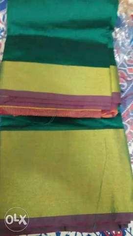 Silk saree/With Blouse