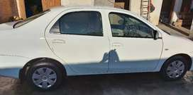 I am sell the Toyota etios car