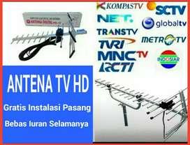 terima pasang sinyal antena tv hd