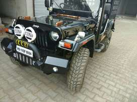 Hanter jeep modified all power brake Noc or
