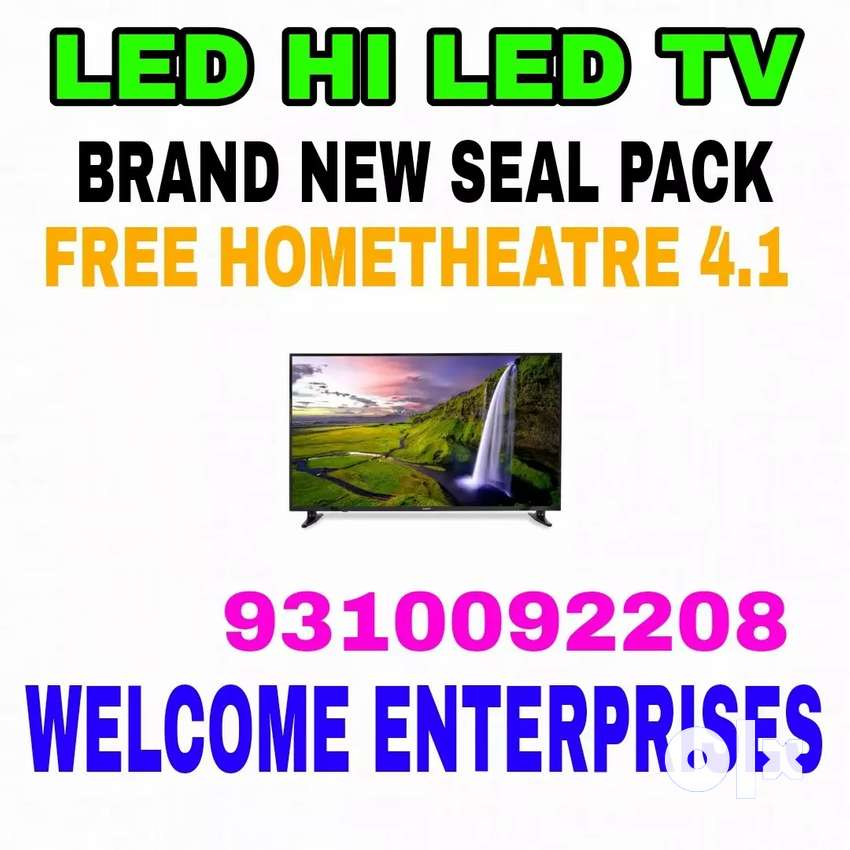 "BEST PRICE EVER 32"" SMART 4K BRAND NEW LED TV 0"