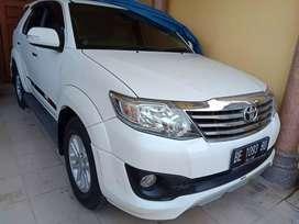 Toyota Fortuner G TRD