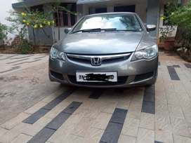 Honda Civic 2006 Petrol 98000 Km, wel maintained n good condition
