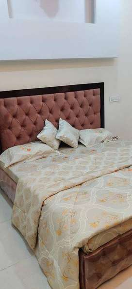 3 BHK FULLY FURNISHED READY TO MOVE FLAT NER TO AIRPORT ROAD MOHALI