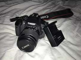 Canon 700d touch screen camera for sale