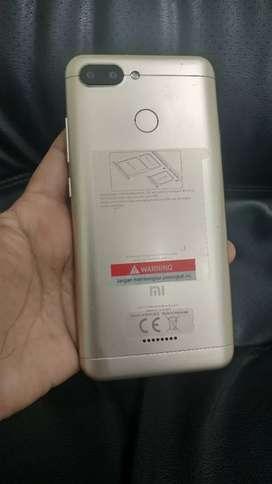 Xiaomi redmi 6 4/64 resmi Tam fullset