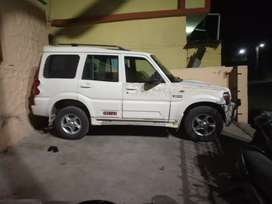 Mahindra scorpio mhawk v/x top end model