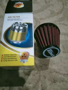 Cold air filter