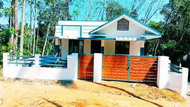 Newly built house near Thoothutty, 5 Cent, 1050 Sq Ft