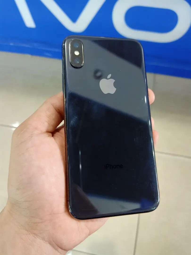 Iphone X 256gb ex iBox Like new 0